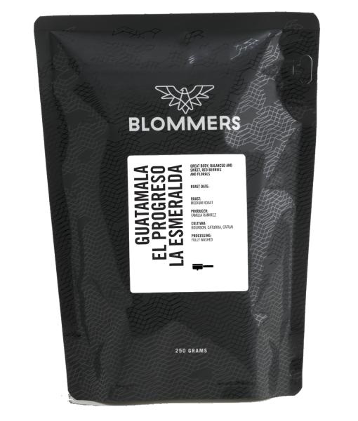 Blommers Coffee Guatamala Kopen?